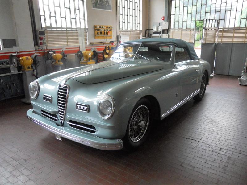Alfa Romeo 2300 6c