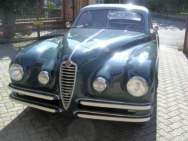 Alfa Romeo 2500-6c – Berlinetta