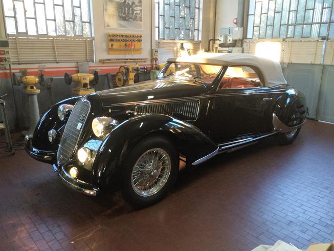 Alfa Romeo 2300 SS 2500 6c