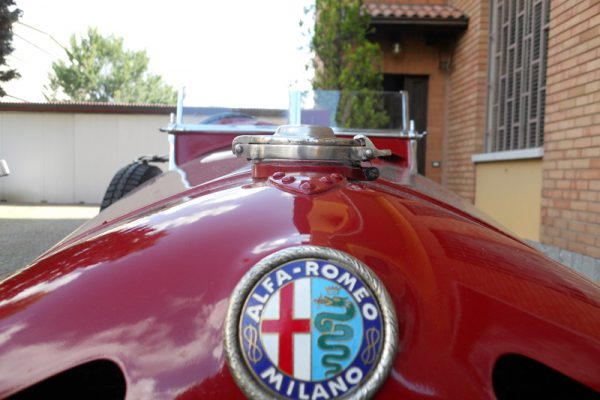 Immagine Auto Alfa 8c Monza