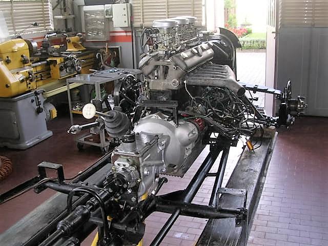 Telaio e motore Noimaier Bmw 328