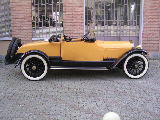 Locomobile anno 1928